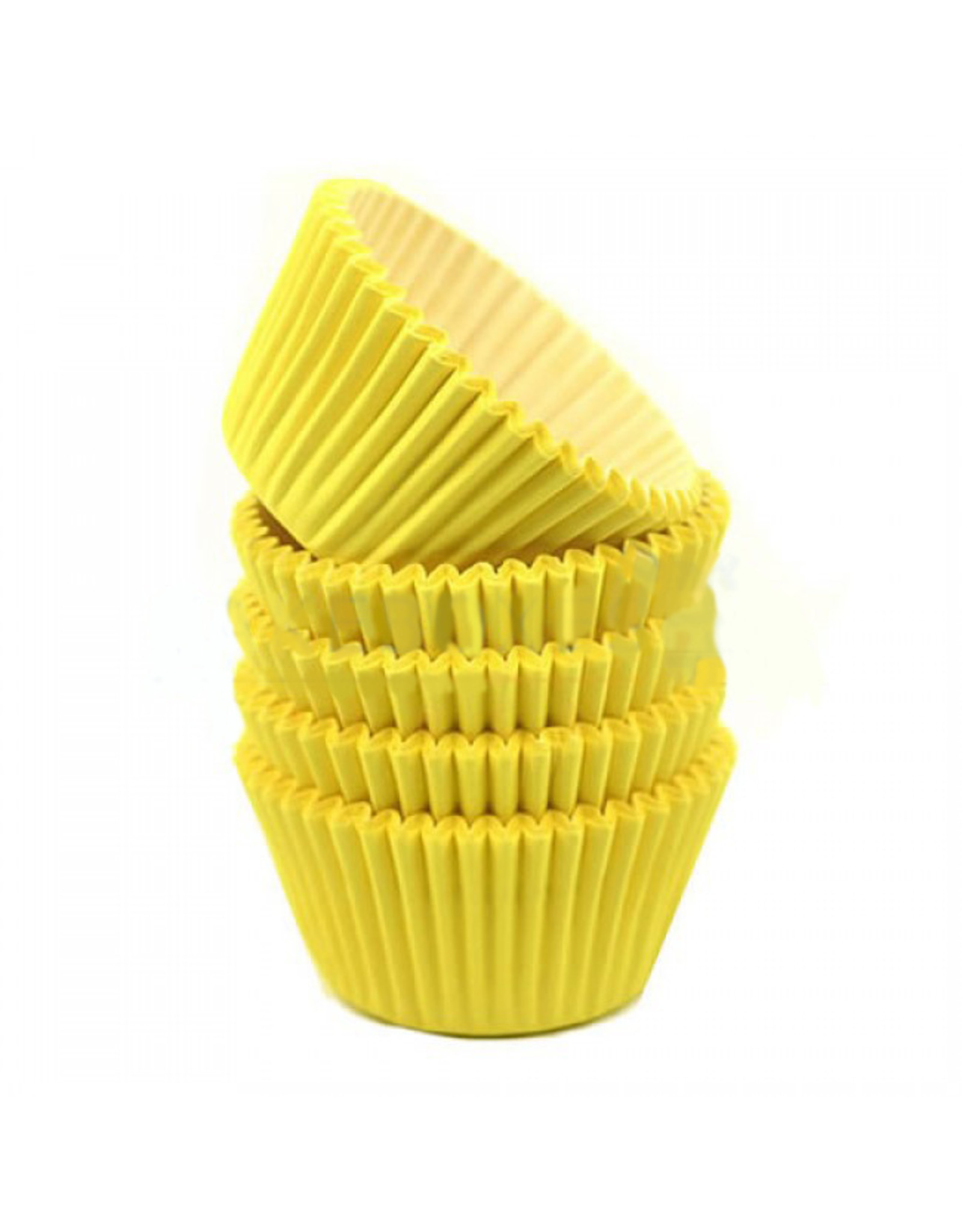 Yellow baking cases (per 360 pieces)