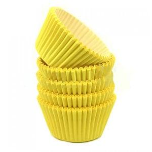 Gele baking cups (360 st.)
