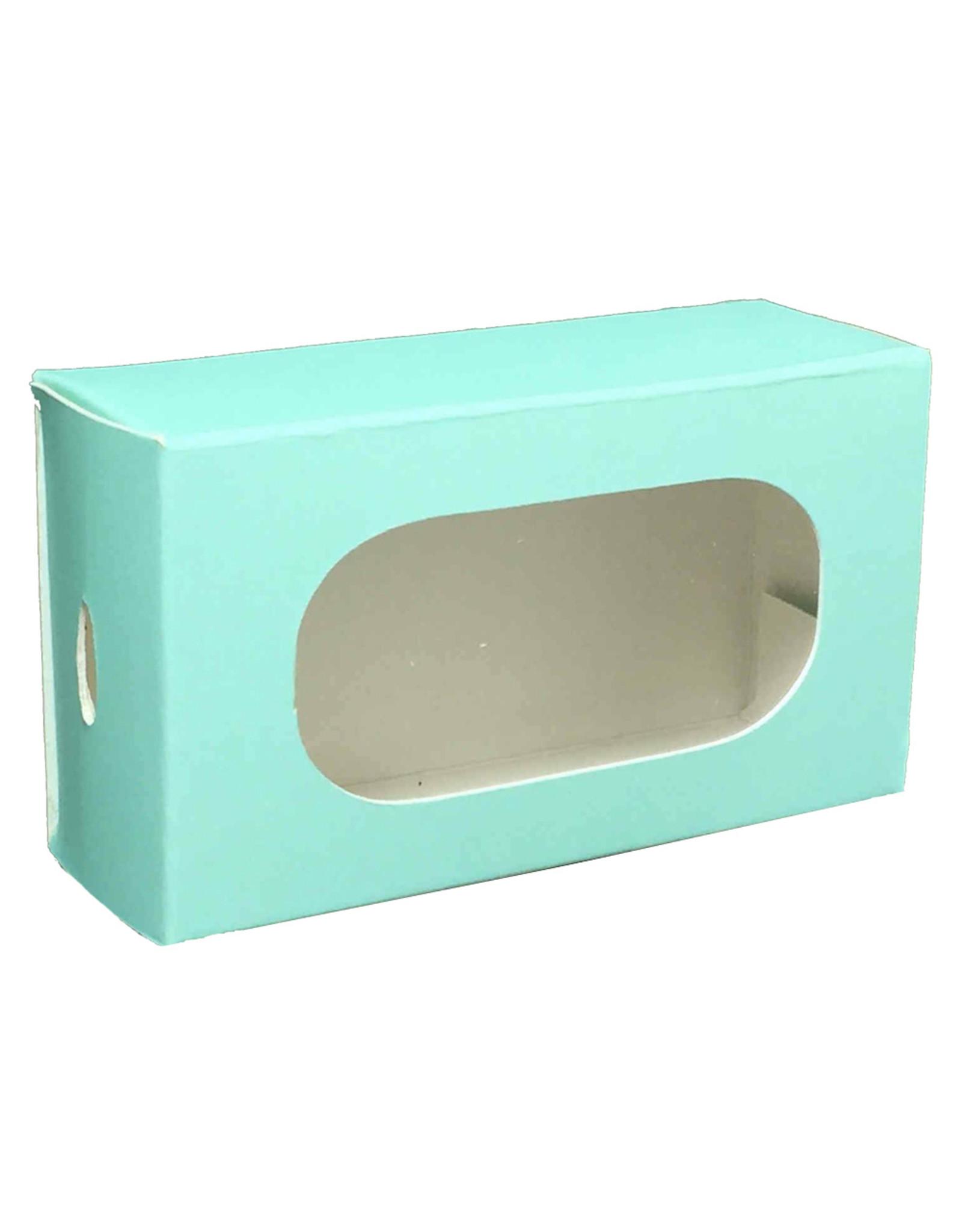 Doosjes voor cakesicle - 5 x 9 x 3 cm (10 stuks)