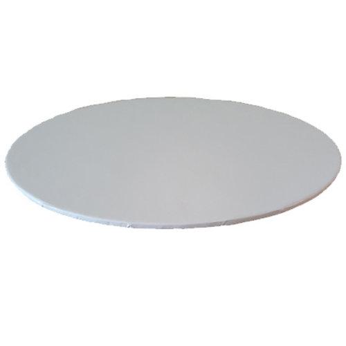 Cakeboards Ø222 mm - wit  (per 10 stuks)