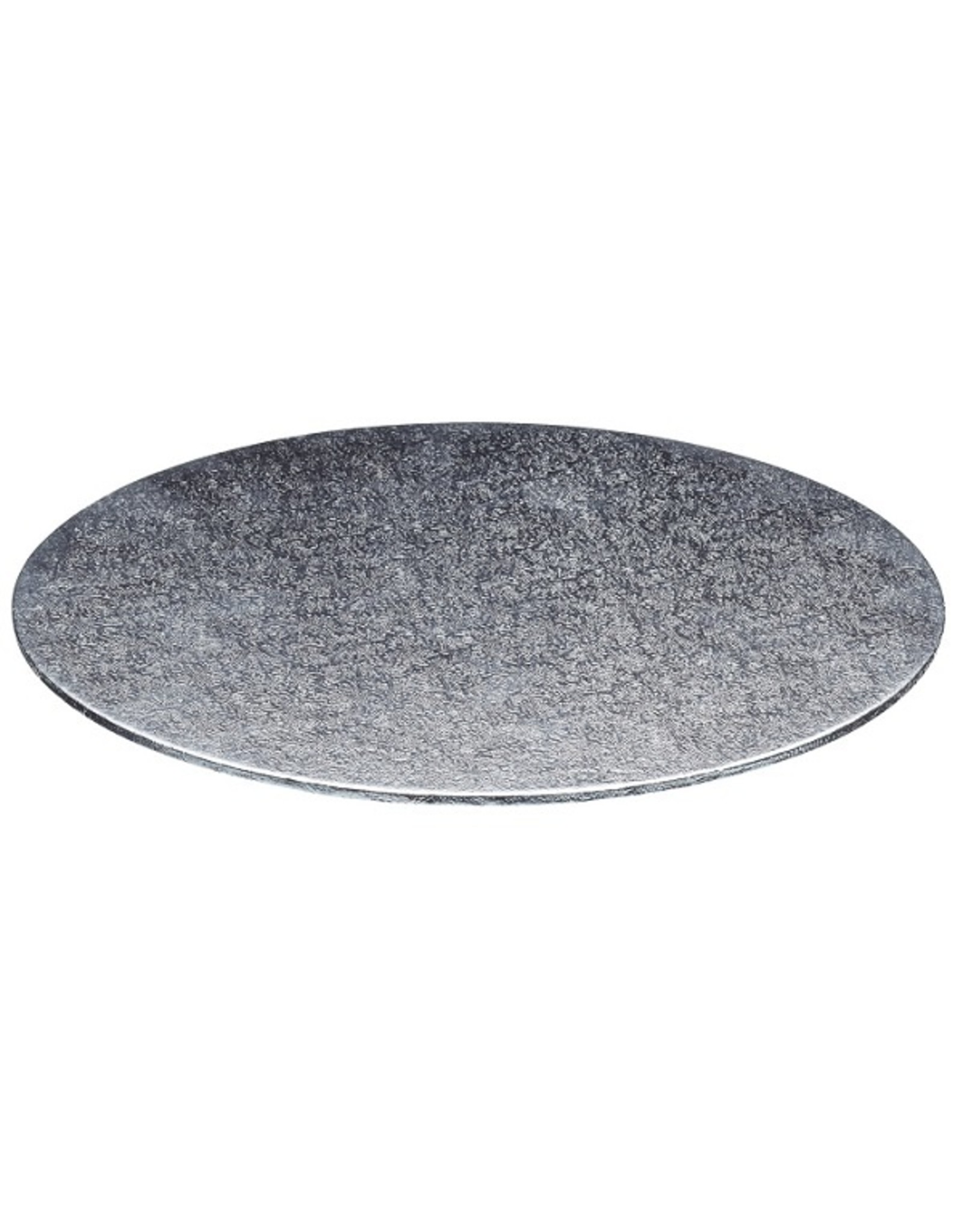 Cake boards Ø406 mm - silver (per 10 pieces)