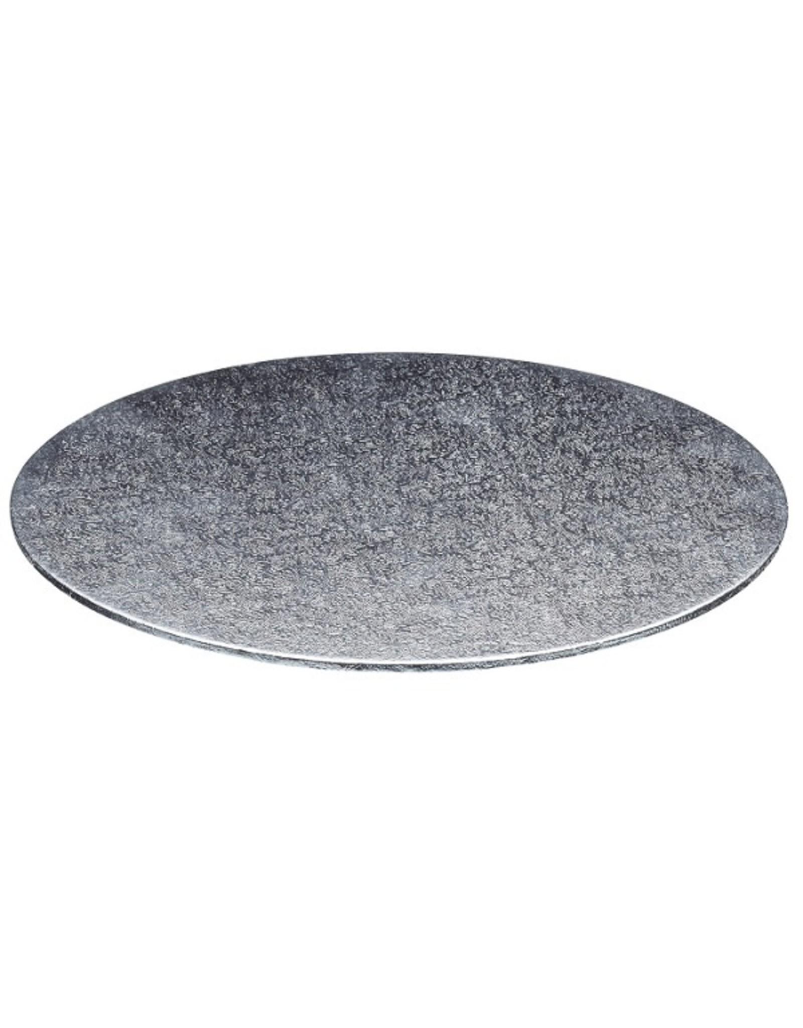Cake boards Ø304 mm - silver (per 10 pieces)