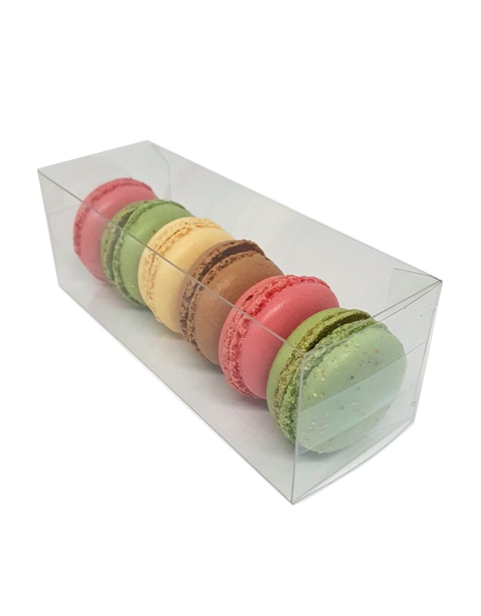 Box for macarons or cakepops (per 50 pieces)