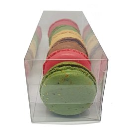 Box for macarons or cakepops (50 pcs.)