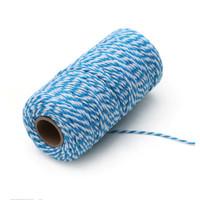 Twine blue/white (100 m.)