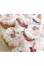 LAST STOCK Cupcake liners pink (50 pieces)