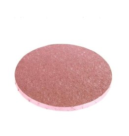 Cake drums Ø254 mm - pink (per 5 pcs.)