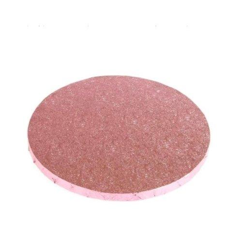 Cake drums Ø254 mm - pink (per 5 pieces)