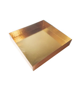 Clear sweets box - 26x24,5x4,5 (60 pcs.)