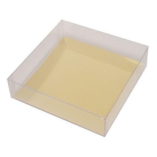 Brievenbusdoosjes transparant (per 100 stuks)