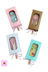 Box for cakesicle - 5 x 9 x 3 cm (10 pieces)