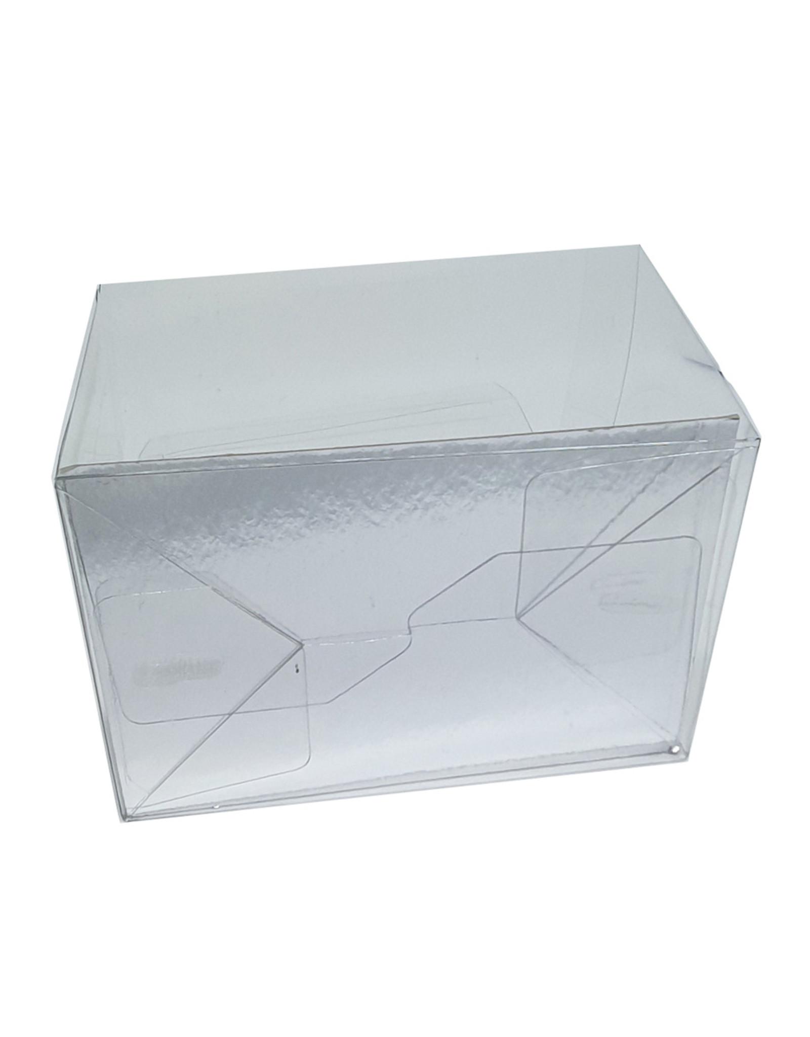 Transparante sweets box - 118 × 77,5 × 81 mm  (per 100 stuks)