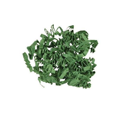 Opvulmateriaal zigzag - groen