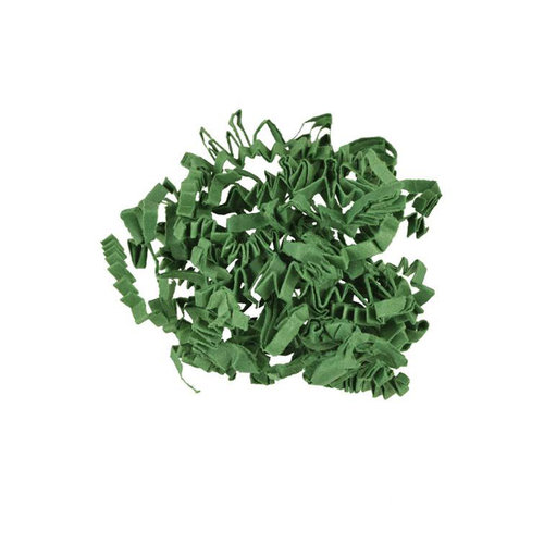 Zigzag box filler - green