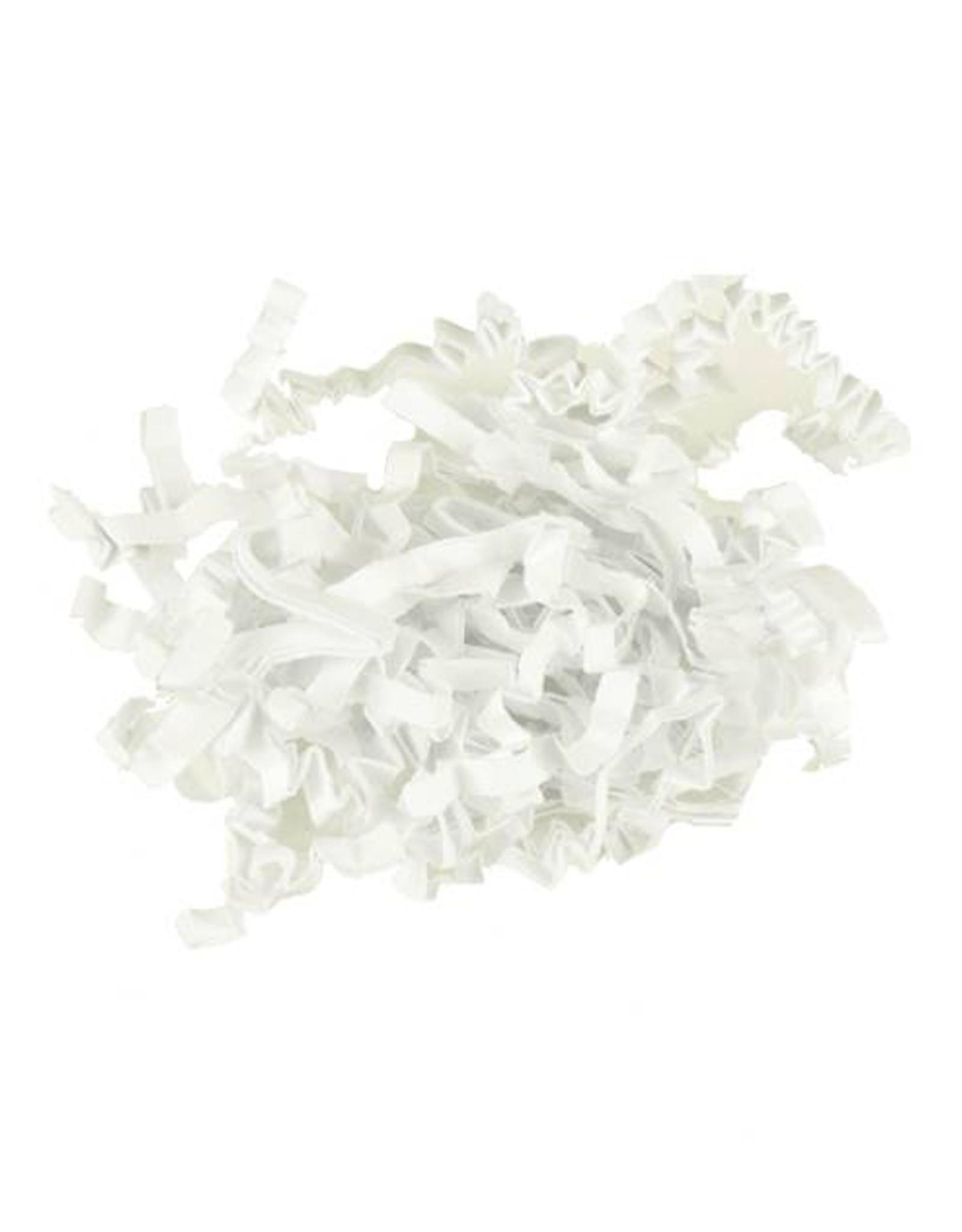 Zigzag box filler - white (1,25 kg)