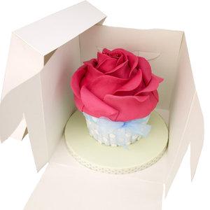 Tall cake box - 25x25x23 (50 pcs.)