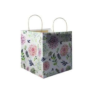 Fleurige tas - klein (10 st.)