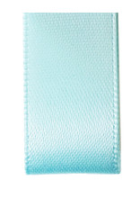 Double face satin ribbon - Turquoise (25 m.)