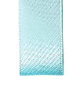 Premium  lint satijn - Turquoise