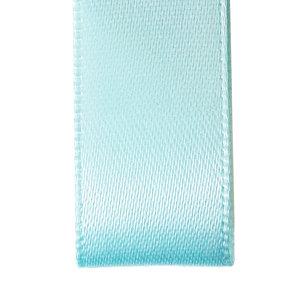 Double face satin ribbon - Turquoise