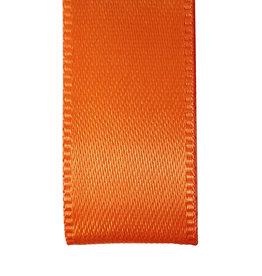 Premium  lint satijn - Oranje