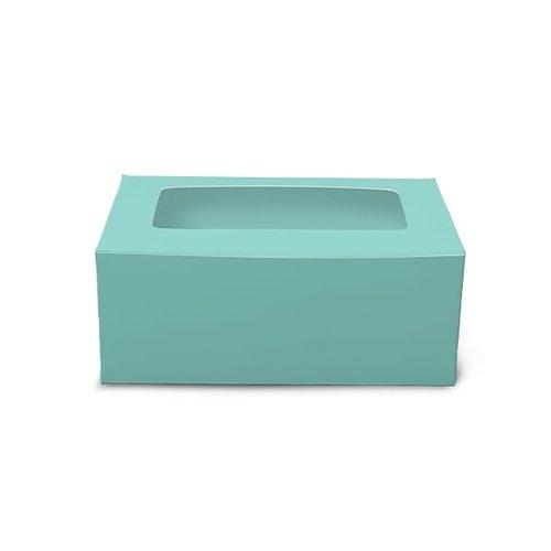 Mint doos voor 2 cupcakes (per 10 stuks)