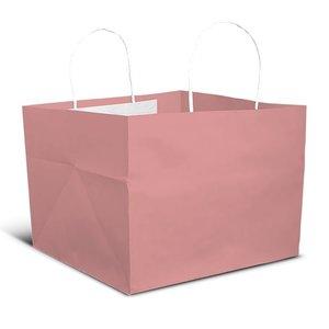 Roze tas - groot (10 st.)
