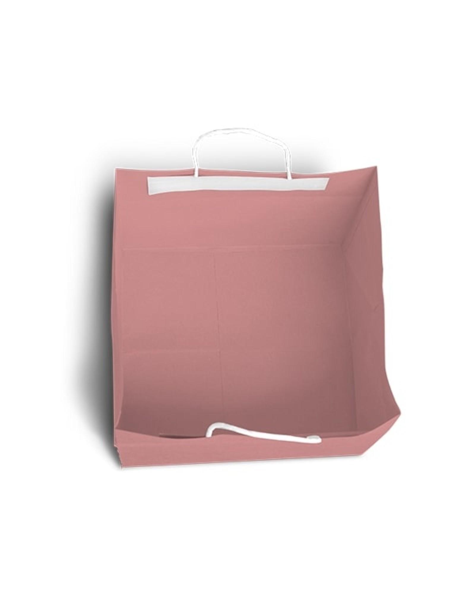 Roze tas - klein (per 10 stuks)