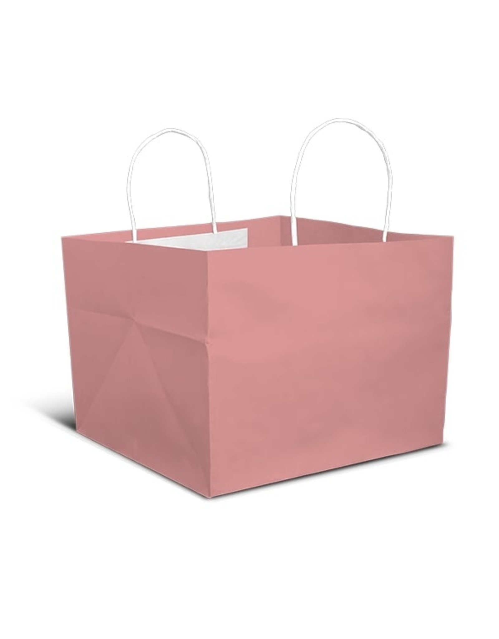 Pink cake bag - small (per 10 pieces)