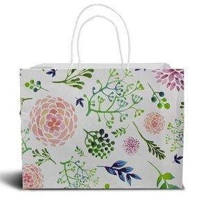 Floral bag - big (10 pcs.)
