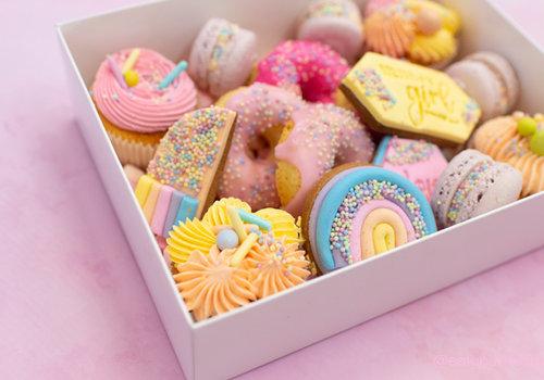 Sweets boxen