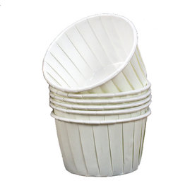 Culpitt Baking cups ivory/white (12 pieces)
