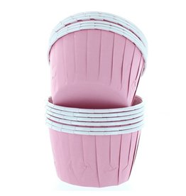 Culpitt Cupcake bakjes roze (12 stuks)