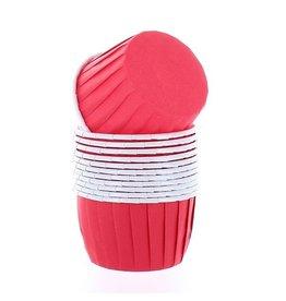 Culpitt Baking cups red (12 pieces)