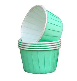 Culpitt Cupcake bakjes mint (12 stuks)