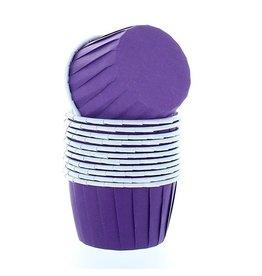 Culpitt Baking cups purple (12 pieces)