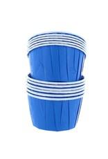 Culpitt Baking cups blue (per 12 pieces)