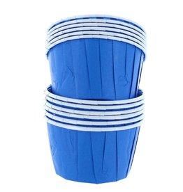 Culpitt Cupcake bakjes blauw (12 stuks)