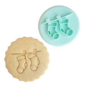 Cookie stamp - Baby socks