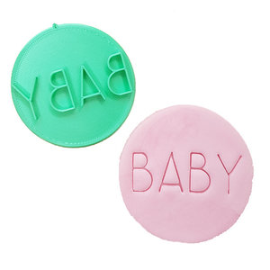 Koekstempel - Baby (modern)