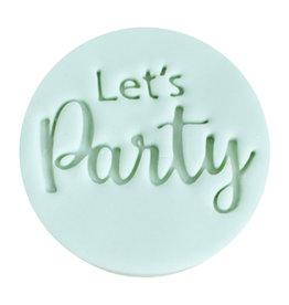 Koekstempel - Let's Party