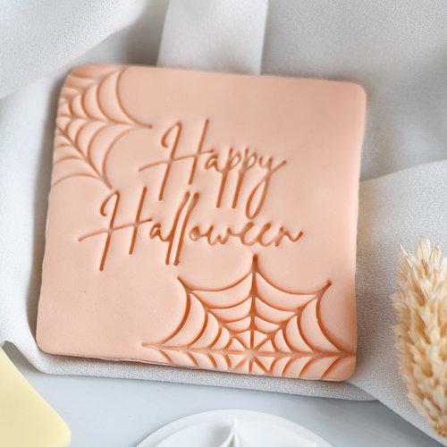 Koekstempel - Happy Halloween