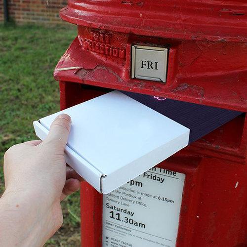 Deze verpakkingen passen in een brievenbusdoosje