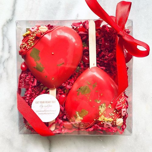 The sweetest packaging for Valentine's Day!