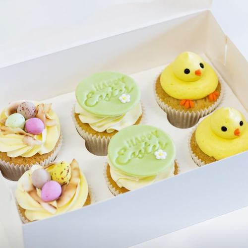 Our beautiful packaging for a very happy Easter!