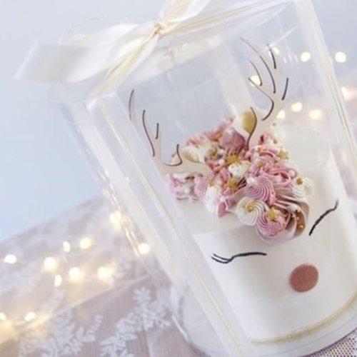 De mooiste verpakkingen voor de feestdagen voor al jouw taarten, cupcakes, macarons en andere sweets!