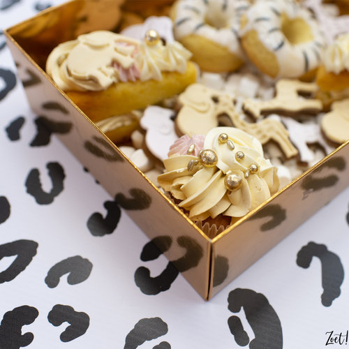 Sweetsboxen met transparant deksel