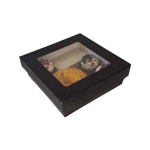 Blaxk sweets box - 14x4x5 (25 pcs.)