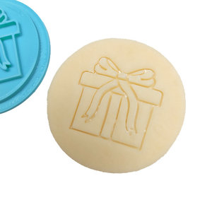 Cookie stamp - Gift