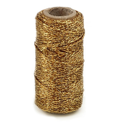 Twine gold (25 m.)